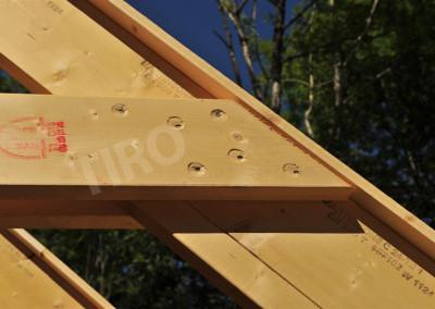 7-Roof truss 45°