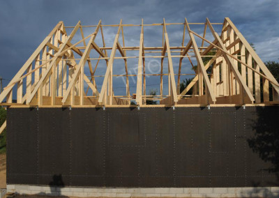 6-Roof trusses