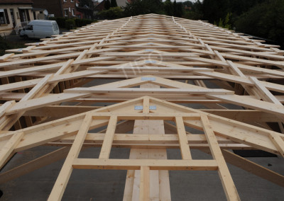 7-Roof truss 30°