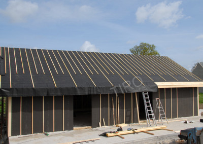 3-Bitumen roof felt