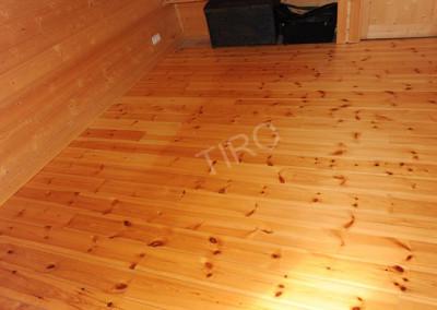 17-TIRO - Timber Frame Homes Interior