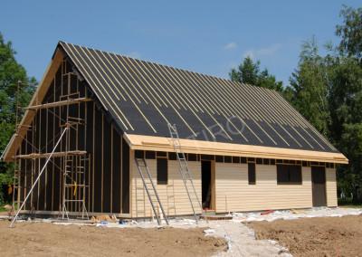 4-Bitumen roof felt
