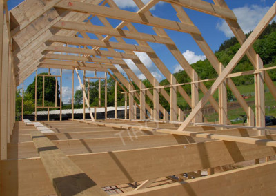 10-Roof trusses