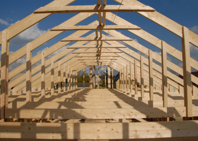 10-Roof truss 30°