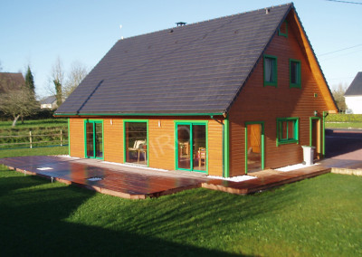 7-TIRO - Timber Frame Homes