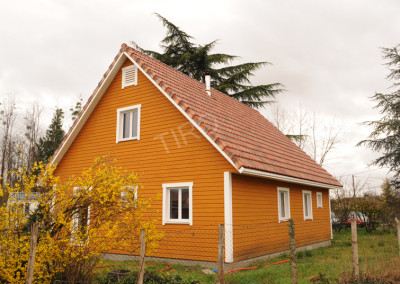 8-TIRO - Timber Frame Homes