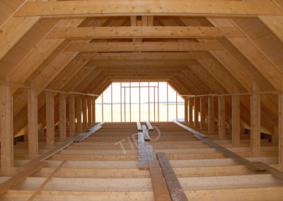 12-Roof trusses