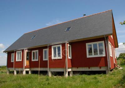 9-TIRO - Timber Frame Homes