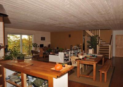 22-TIRO - Timber Frame Homes Interior