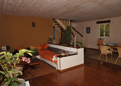 23-TIRO - Timber Frame Homes Interior