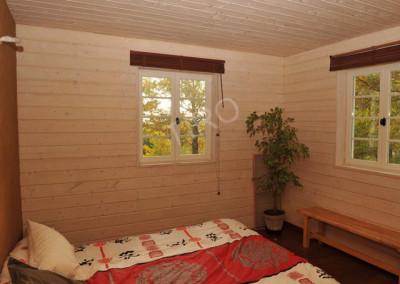 24-TIRO - Timber Frame Homes Interior