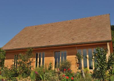 12-TIRO - Timber Frame Homes