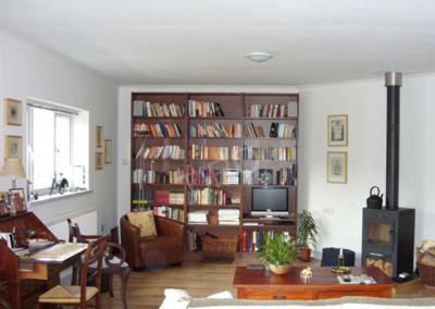 26-TIRO - Timber Frame Homes Interior