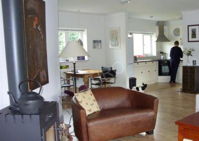 27-TIRO - Timber Frame Homes Interior