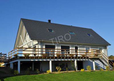 24-TIRO - Timber Frame Homes