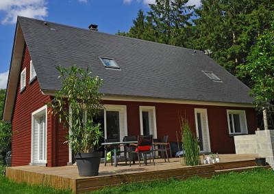 23-TIRO - Timber Frame Homes