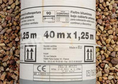 5-Bitumen roof felt